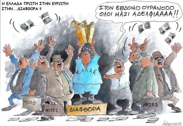 Διαφθορά