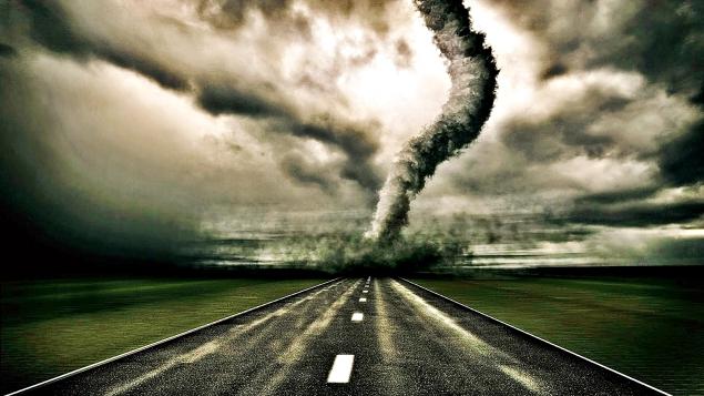 Ο δρόμος της καταστροφής