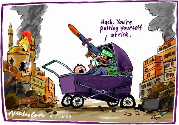 2009-01-08-hamas-firing-rockets-in-gaza-600