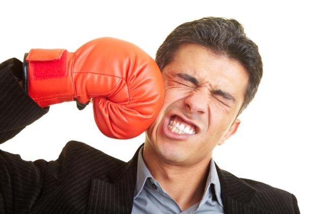 Self-destructive-behavior