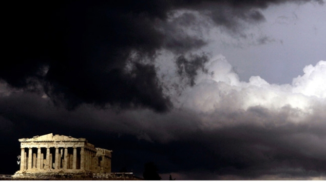 athens-recession