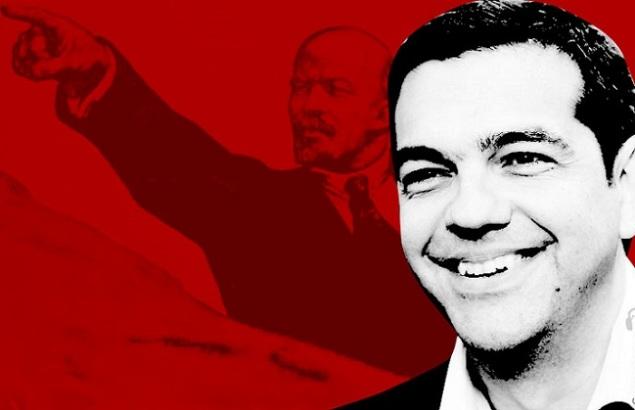 Tsipras-Lenin